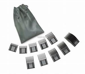Oster Universal Clipper 10 Pc Snap On Attachment Guide