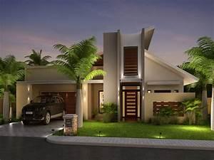 Front, House, Elevation, Design, Modern, Front, House, Elevation