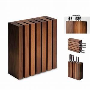 Magnetleiste Messer Holz : w sthof wand messerblock buche leer f r 6 messer 7249 ~ Sanjose-hotels-ca.com Haus und Dekorationen