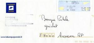 Chèque De Banque La Poste : jcv philatelie courrier pour le compte de la banque postale ~ Medecine-chirurgie-esthetiques.com Avis de Voitures