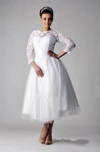 informal short wedding dresses with sleeves styles of With plus size informal wedding dress