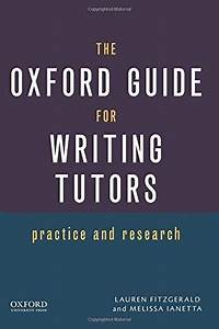 Download Pdf The Oxford Guide For Writing Tutors  Practice