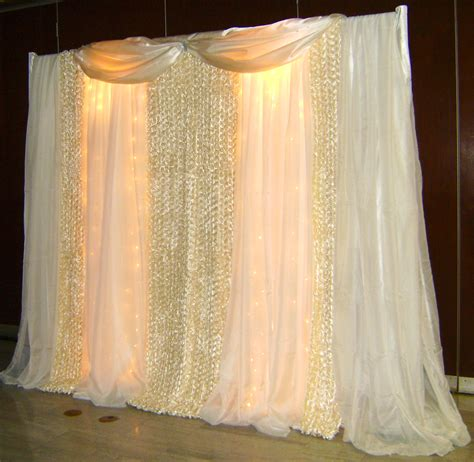 wedding decor backdrop wedding and event d 233 cor workshop Diy