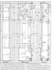 Shaker Tall Clock Plans • WoodArchivist