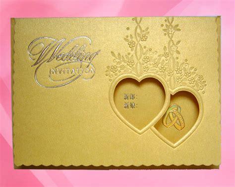 30 Exclusive Wedding Card Designs Weneedfun