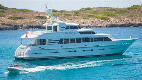 cheoy lee motor yacht   sold boat international