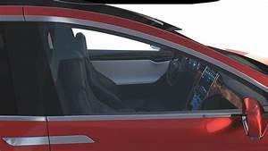 Tesla Model X Red with interior | Tesla model x, Tesla model, Tesla