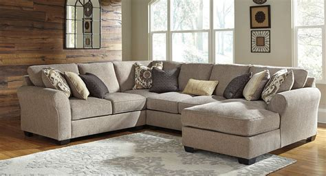 Livingroom Sectional by Pantomine Driftwood Modular Sectional Sectionals