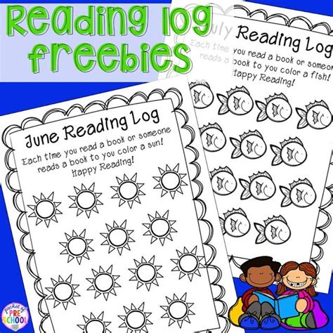 At Home Reading Logs & Parent Letter  Home Reading Log, Home And Read More