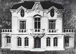 Maison Art Deco : l 39 art d co architecture et la maison cubiste ~ Preciouscoupons.com Idées de Décoration