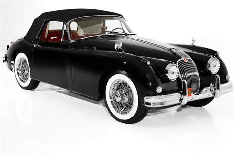 jaguar xk black red leather stunning