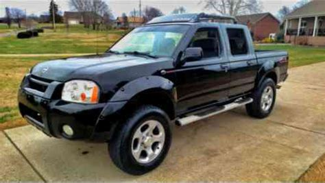nissan frontier supercharged  crew cab lift tint cd rims
