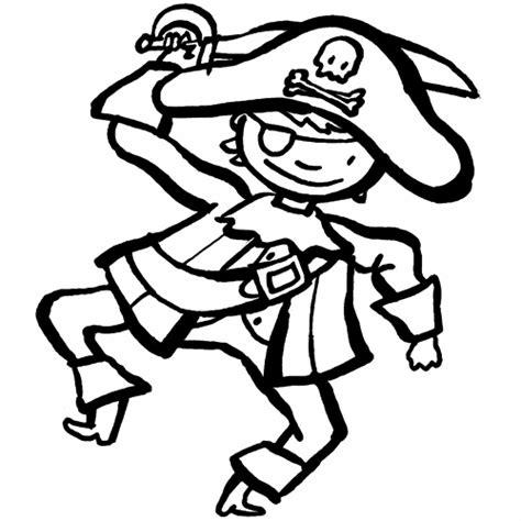 kostenlose malvorlage piraten pirat zum ausmalen