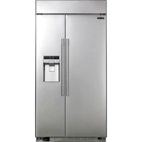 "LG Signature UPSXB2627S 42"" Built in SidebySide Refrigerator"
