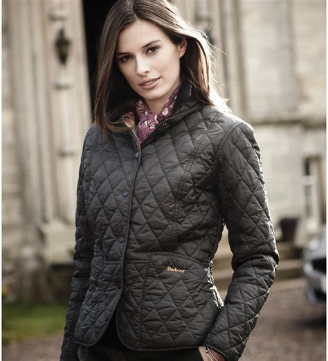 quilted jacket womens look in green in time for st s day ix daily