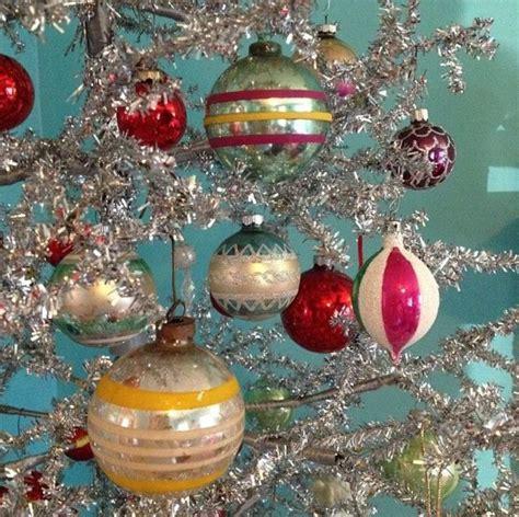 vintage christmas ornaments ideas  pinterest