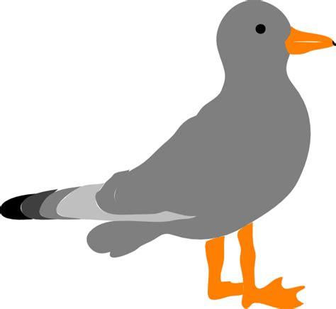 Seagull Clipart Sea Gull Clip At Clker Vector Clip