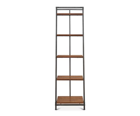Dania Bookcase by Insigna Leaning Bookcase Dania Furniture