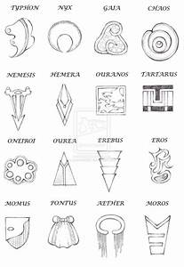 Coeus Greek Mythology Symbol