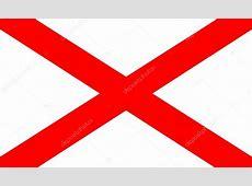 drapeau de l'Irlande du Nord — Image vectorielle