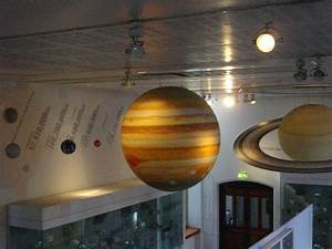 Solar System model - Picture of The Manchester Museum ...
