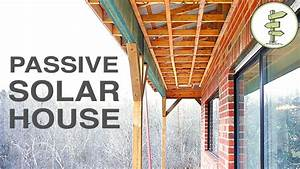 Couple Builds Energy Efficient Passive Solar Home
