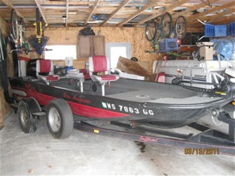 Lund Boats For Sale Walleye Central by Used Walleye Boats For Sale Classified Ads