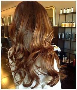 Cheveux Couleur Noisette : balayage noisette cheveux courts ~ Melissatoandfro.com Idées de Décoration