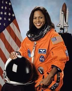 Former astronaut Joan Higginbotham! Ms. Higginbotham was ...
