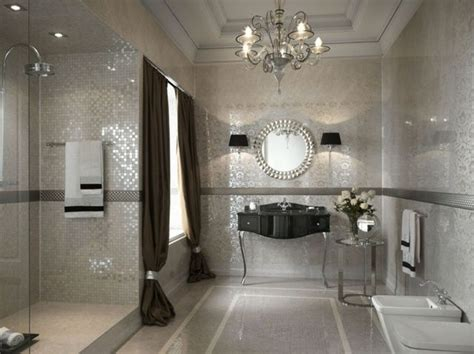 Badezimmer Fliesen Klassisch by Klassische Badgestaltung Ideen Mosaikfliesen Farbe