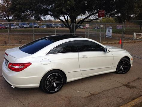 My New 2013 E550 Coupe - MBWorld.org Forums