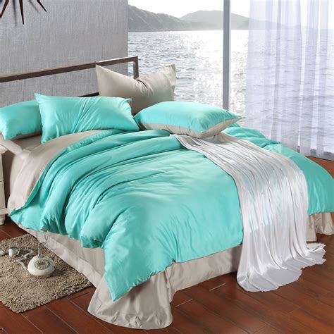 turquoise comforter set the allure of turquoise sheets trina turk bedding