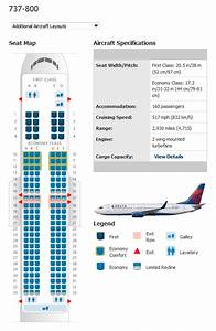 Boeing 737 800 Seating Chart American Airlines