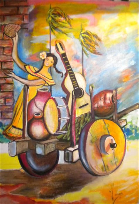 la lucha de la mujer pintoras bolivianas