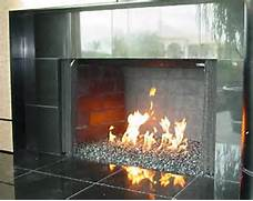 Fireplaces With Glass Rocks Gas Fireplace Accessories Fireplace Accessories Fireplace Glass