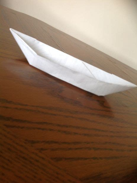Origami Boat From Square Paper by How To Do A Easy Origami Boat