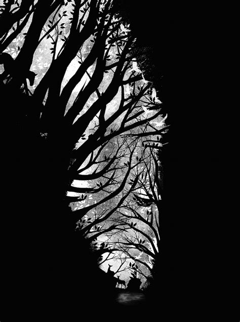 Best Negative Space Drawing Ideas And Images On Bing Find What