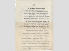 18th Amendment In Roosevelt History