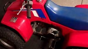 1986 Honda Trx 70