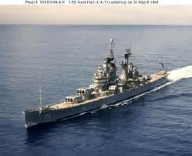 USS Saint-Paul CA 73