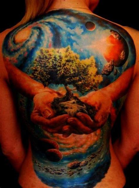 beautiful nature tattoos designbump