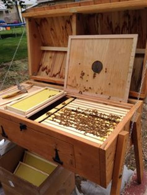 longhiveplans long langstroth hive  plans