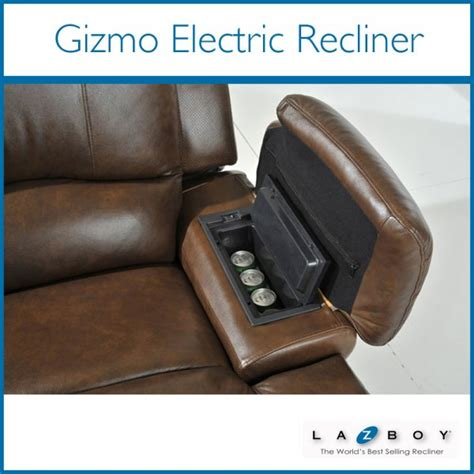 lazboy gizmo recliner chair at smiths the rink harrogate