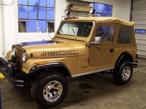 1982 jeep jamboree rudy 39 s classic jeeps llc 1982 automatic jeep jamboree in