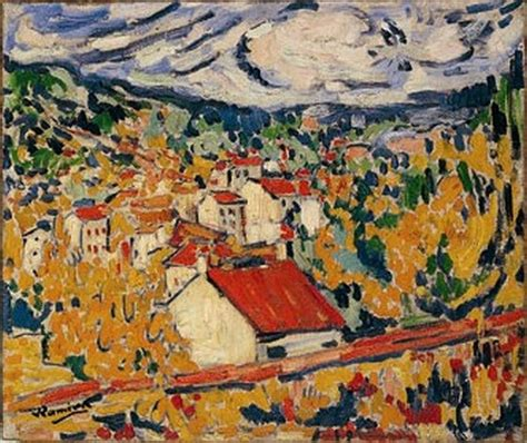 Tugboat On The Seine Chatou by Maurice De Vlaminck