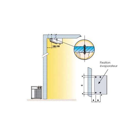 chambre froide installation groupe frigorifique négatif unité de condensation