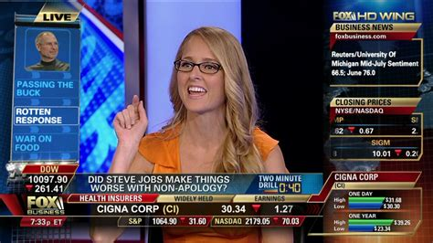 Meme Roth - meme roth on fox business sexy leg cross