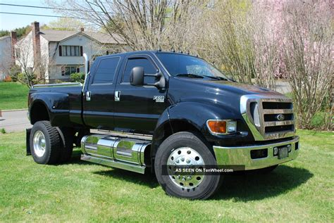 Ford F 650 Truck by 2008 Ford F 650 Dominator Truck