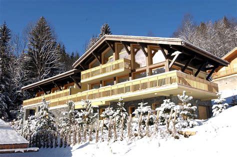 chalet serena chamonix alpine guru