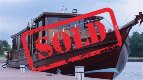Houseboats For Sale Singapore by Houseboat For Sale Singapore